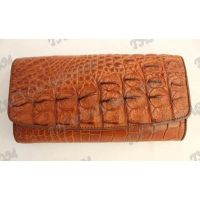 Purse female crocodile leather - TV000835