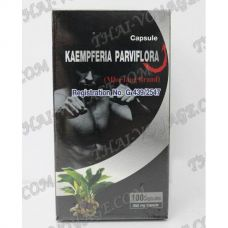 Capsules for potency Kaempferia Parviflora Kongka Herb - TV000838