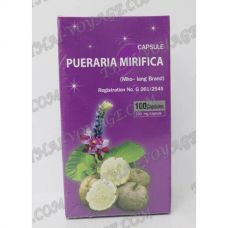 Capsules for breast enlargement Pueraria Mirifica Kongka Herb - TV000839
