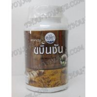 Capsules for the treatment of stomach diseases Kamin Chan Curcuma Longa Kongka Herb - TV000845