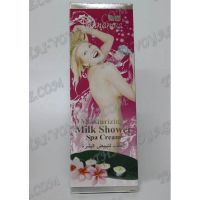 Milk Cream Spa shower gel Pannamas - TV000849