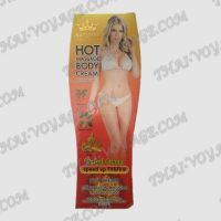 Anti-cellulite-massage-Creme für Körper Heiße Massage Body Cream - TV000850