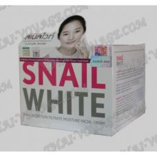 Face cream with snail secretion Snail White Namu Life - TV000866