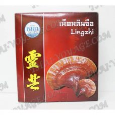 Natural Dried Lingzhi Mushrooms - TV000870