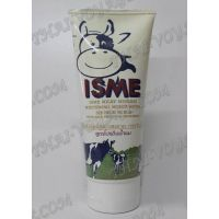 Milk and mineral bleaching cream scrub shower Isme - TV000872