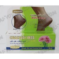 Revitalizing foot cream Argussy cracks and corns - TV000879