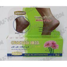 Восстанавливающий крем для ног Argussy от трещин и натоптышей - TV000879
