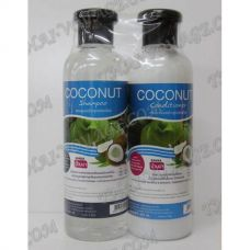 Coconut shampoo and hair conditioner - TV000885