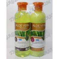 Shampoo and hair conditioner with an extract of aloe vera - TV000890
