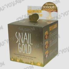 Anti-aging snail cream Cathy Doll Snail Gold - TV000894