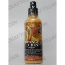 Body Lotion with orange - TV000898