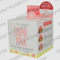 Snail serum to control oil skin and reduce pores Cathy Doll Snail Pink - TV000899
