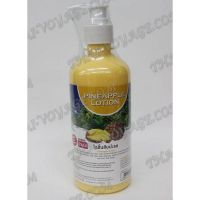 Body Lotion with pineapple - TV000923