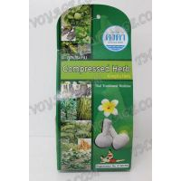 Herbal Spa - hot compress massage - TV000931