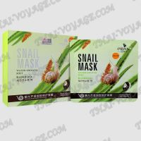 Tissue Mask with snail slime - TV000946