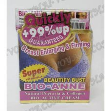 Cream + Soap to increase and strengthen the chest Bio-Anne - TV000949