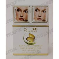 Strengthens and tightens facial gel with coenzyme Q10, vitamin E, and B Pannamas - TV000953