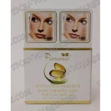 Stärkt und strafft Gesichts Gel mit Coenzym Q10, Vitamin E und B Pannamas - TV000953