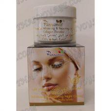 Night cream with collagen and Tanaka Pannamas - TV000955