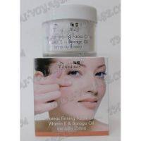 Firming Face Cream with Vitamin E oil, borage Pannamas - TV000958