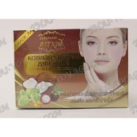 Firming nourishing cream for face and neck with collagen Darawadee - TV000960