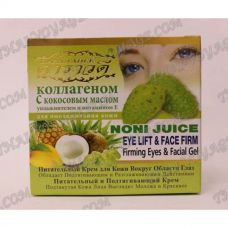 Lifting gel for face and skin around the eyes Darawadee - TV000961