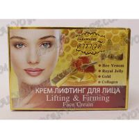 Lifting cream for face with bee venom and Royal jelly Darawadee - TV000963