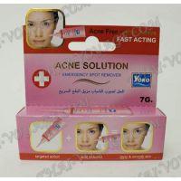 Crema contro l'acne, brufoli e acne Yoko - TV000970