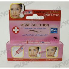 Cream against acne, pimples and acne Yoko - TV000970