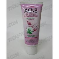 Antibacterial cleanser against facial acne with Aloe Vera Isme - TV000971