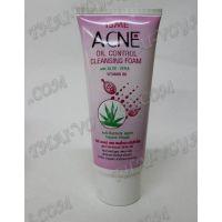 น้ำยาทำความสะอาด Antibacterial กับสิวบนใบหน้าด้วยว่านหางจระเข้ Isme - TV000971
