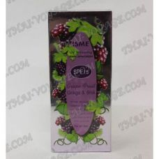 Moisturizing lotion with grape and ginkgo Isme - TV001005