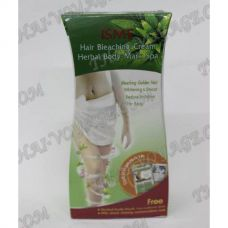 Herbal Spa cream - a mask for clarification of hair all over the body Isme - TV001008