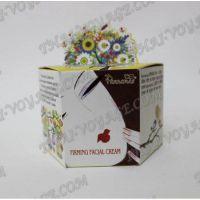 Crème Visage avec de la vitamine E, l'huile de bourrache Pannamas - TV001024