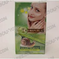 Rejuvenating Serum with extract of snail secretion Nature Republic - TV001029
