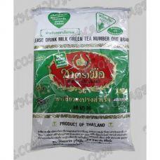 Thai grünen Tee mit Milch Chlorophyll Nummer 1 - TV001047