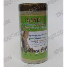 العشبية سبا قناع مغذي فرك الجسم مزيج من 6 الأعشاب Isme - TV001053