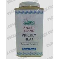Освежающий тальк - пудра для тела Snake Brand - TV001057