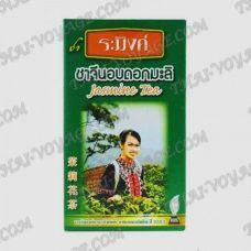 Thai green tea with Jasmine flowers - TV001062