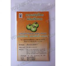 Гарциния Камбоджийская – натуральный травяной настой для похудения - TV001066