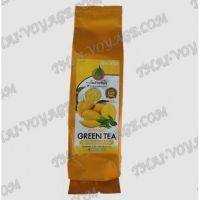 Green tea with flavor mango - TV001067