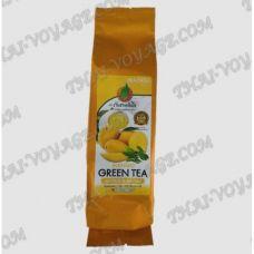 Зеленый чай с ароматом манго - TV001067