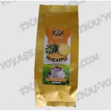 Зеленый чай с ароматом ананаса  - TV001068