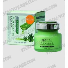 Moisturizing day cream with Aloe Vera Aloe Gelatin Shijiliren Belov - TV001088