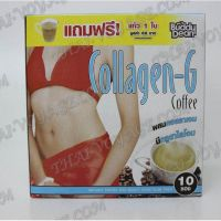 Coffee Slimming Collagen-G - TV001103