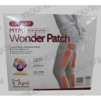 The patches for cellulite thighs and buttocks Mymi Wonder Patch - TV001106