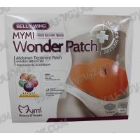 "The patches for weight loss ""flat tummy"" Mymi Wonder Patch - TV001107"
