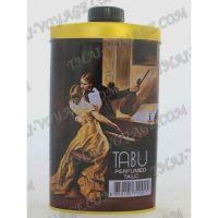 Parfümierte Talc - Pulver Tabu Körper - TV001110
