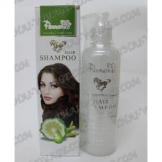 Shampoo on the basis of Moringa and bergamot Pannamas - TV001123