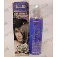 Shampoo per capelli con olio di cocco freddo pressato Pannamas - TV001124